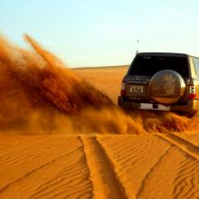 DU LICH DUBAI: SAFARI TOUR