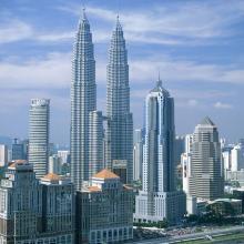 DU LICH MALAYSIA: THAP DOI PETRONAS
