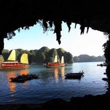 DU LICH HA LONG : VINH HA LONG