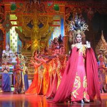 DU LICH THAI LAN: ALCAZA SHOW