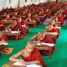 Class for monks